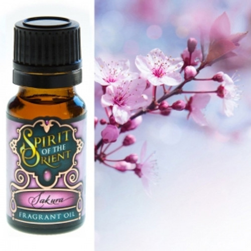 Spirit of the Orient Sakura Fragrance Oil