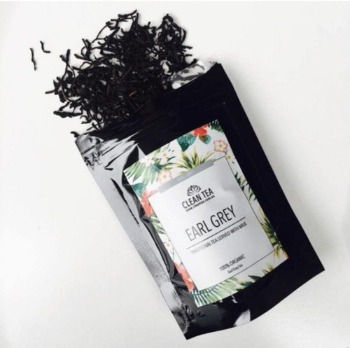 Clean Tea Earl Grey