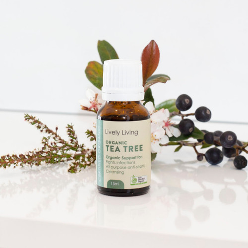 Lively Living Tea Tree Essential Oil