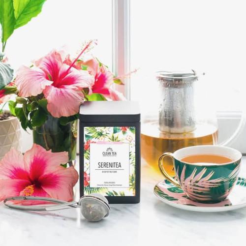 Clean Tea Serenitea
