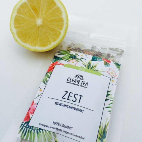 Clean Tea Zest