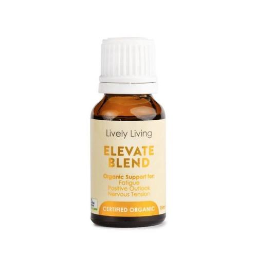 ELEVATE BLEND – 100% Certified Organic Essential Oil Blend.