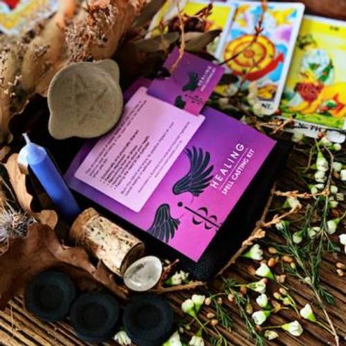 Healing Spell Casting Kit
