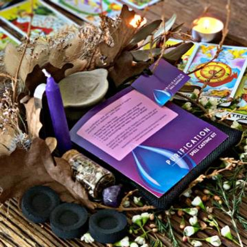 Purification Spell Casting Kit