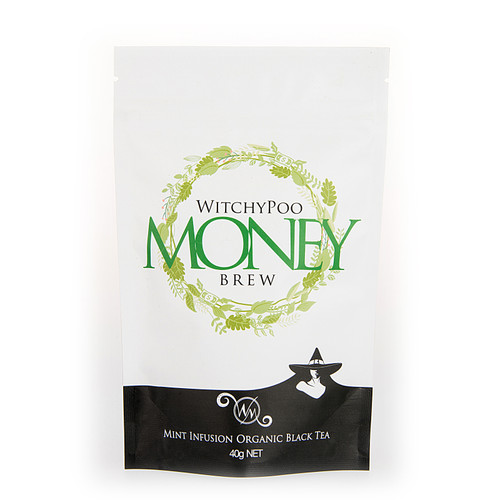 The Witch of Moons Lane Money Tea