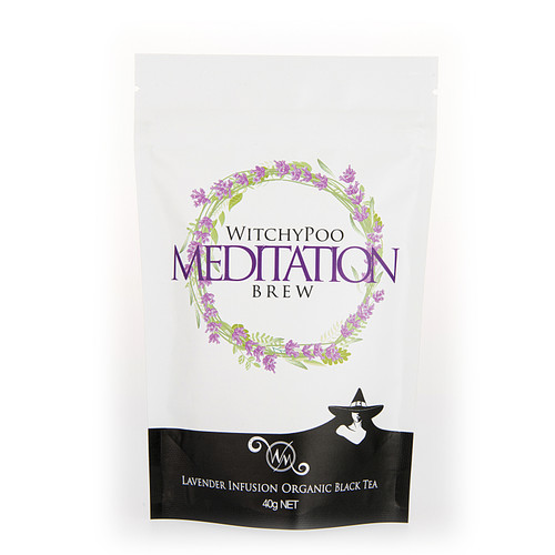 The Witch of Moons Lane Meditation Tea