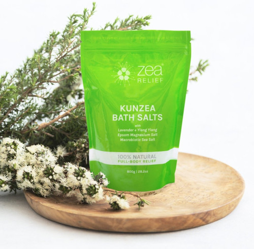 Zea Relief Kunzea Bath Salts