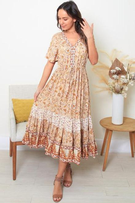 Betty Midi Dress
