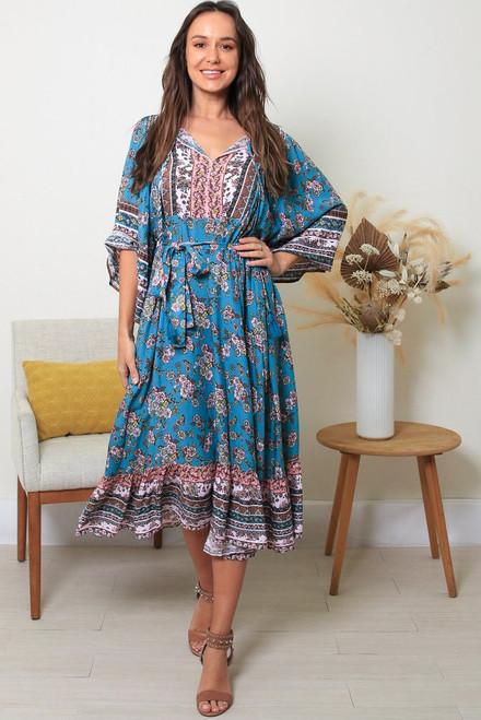 Traci Midi Dress