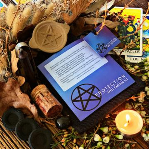 Protection Spell Casting Kit