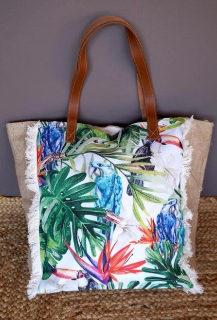 'Bird of Paradise' Carry Bag