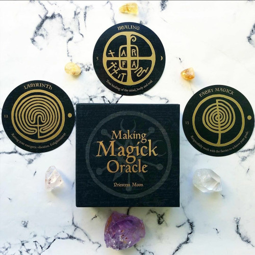 Making Magick Oracle by Priestess Moon