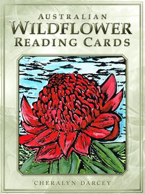 Australian Wildflower Reading Cards by Cheralyn Darcy