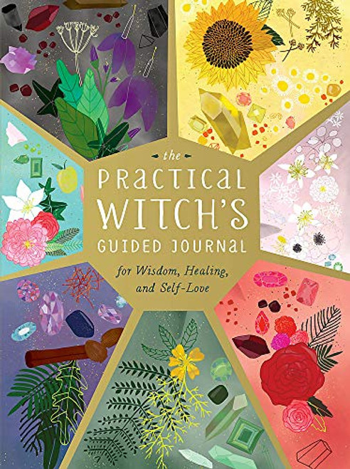 The Practical Witch's Guided Journal by Cerridwen Greenleaf
