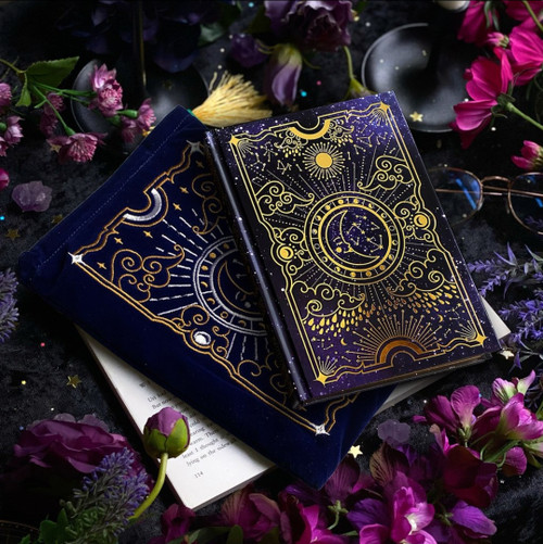 La Lune Journal and Book Sleeve Set