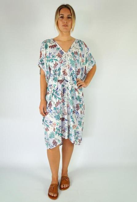 Drifter Lavender Wildflower Dress