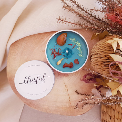 Soul Sister Blissful Life Candle