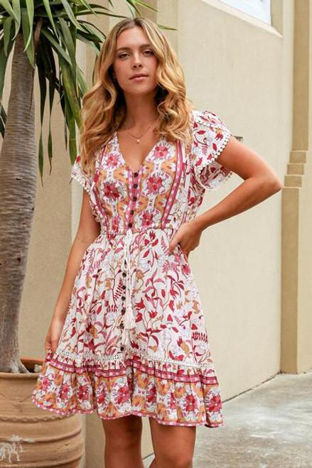 Luisa Mini Dress