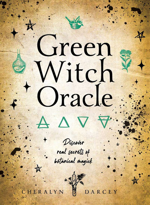 Green Witch Oracle by Cheralyn Darcey