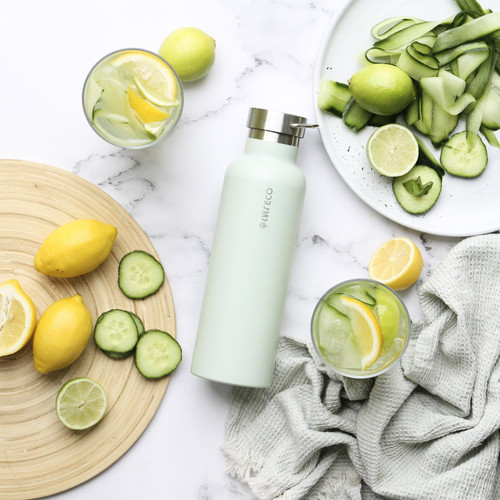 Ever Eco Sage Insulated Stainless Steel Bottle 750ml