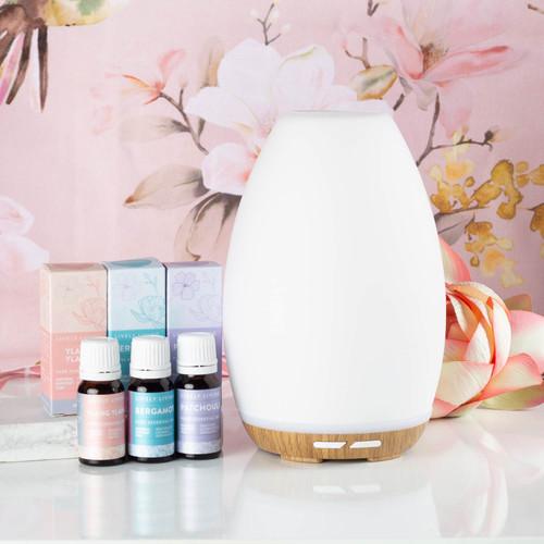 Aroma-Zen Ultrasonic Essential Oil Diffuser