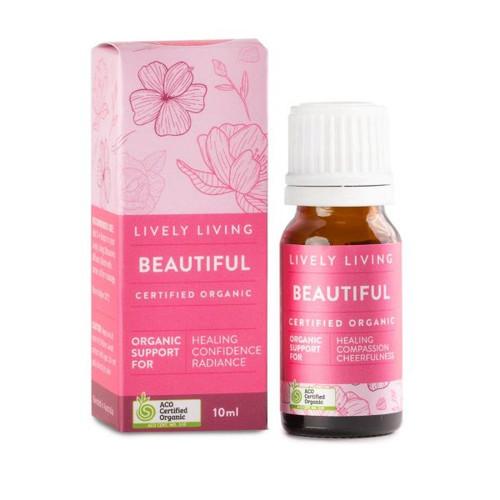 Beautiful Organic Essential Oil Blend