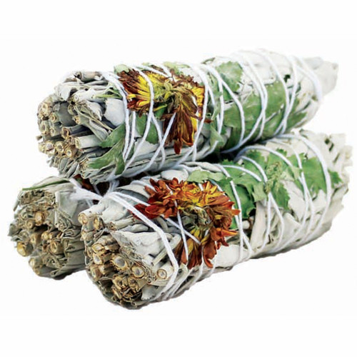 Peaceful Sage Smudge Stick 10cm