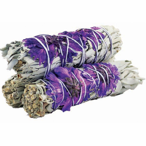 Purple Daze Smudge Stick 10cm