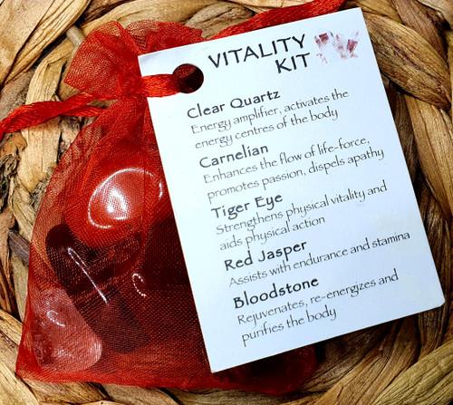 Vitality Crystal Kit