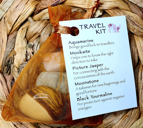Travel Crystal Kit