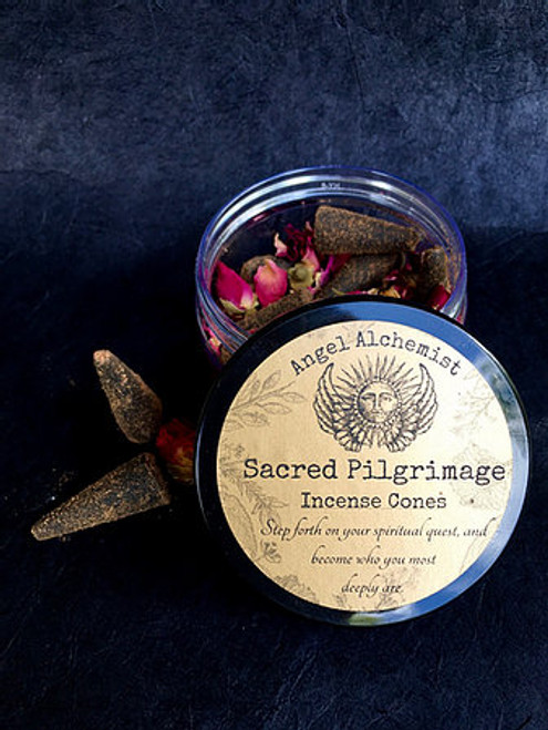 Sacred Pilgrimage Incense Cones
