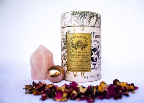 Persian Tea - Organic Earl Grey, Apple & Cinnamon
