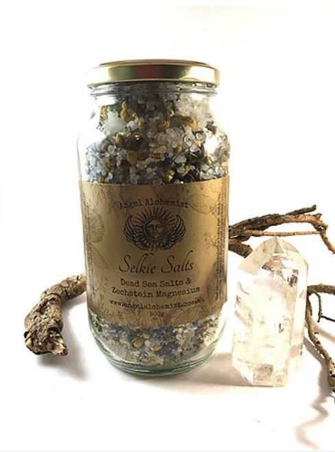Selkie Dead Sea Salts 800g