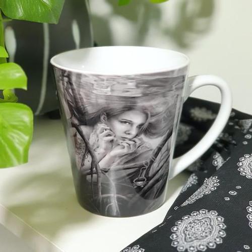 Cancer Ceramic Mug - Fiona Francois Art