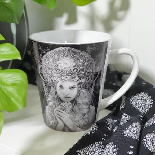 Virgo Ceramic Mug - Fiona Francois Art