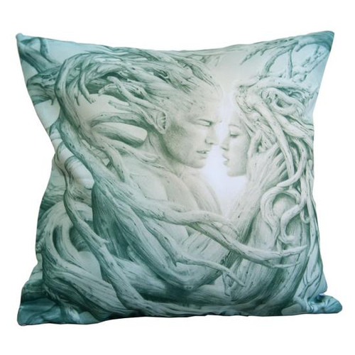 'Until the Last' Cushion Cover - Fiona Francois Art