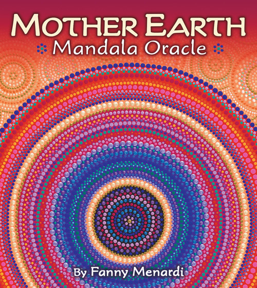 Mother Earth Mandala Oracle by Fanny Menardi