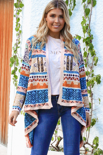 'Brooklyn' Long Cardigan