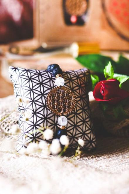 Mudurai Jasmine Scented Bracelet and Fragrance Spray