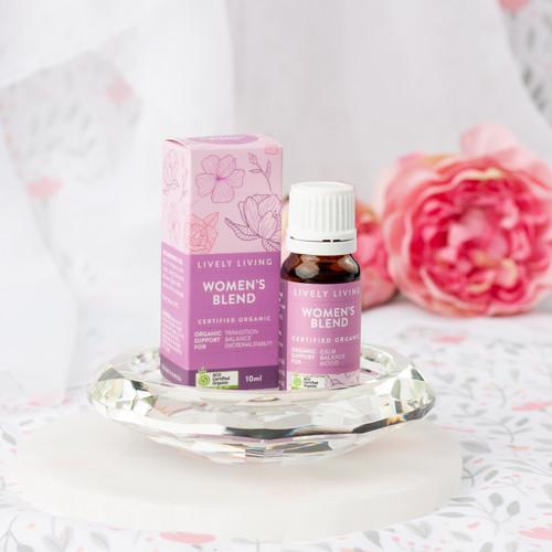 Women's Blend Organic Essential Oil