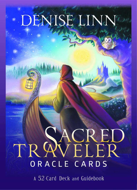 Sacred Traveler Oracle Cards by Denise Linn