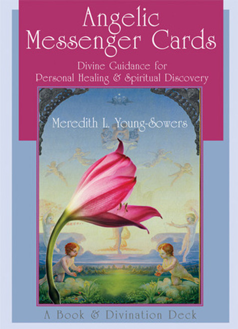 Angelic Messenger Cards by Meredith L. Young-Sowers