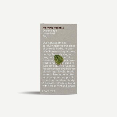 Morning Wellness 50g Loose Leaf Box