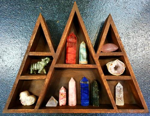 Wooden Wall Display