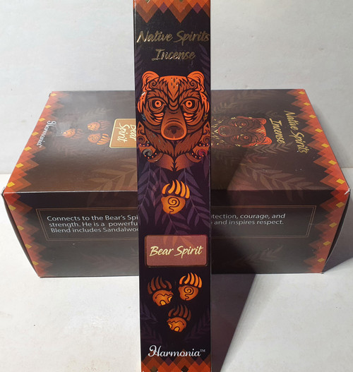 GOLOKA 15gms - Bear Spirit Incense