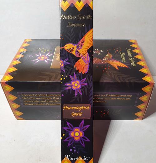GOLOKA 15gms - Hummingbird Spirit Incense