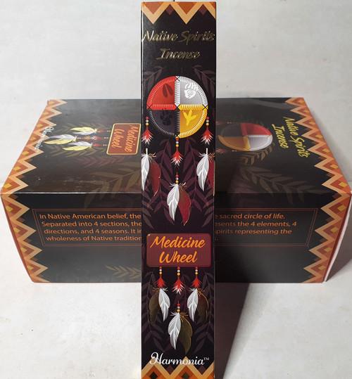 GOLOKA 15gms - Medicine Wheel Spirit Incense