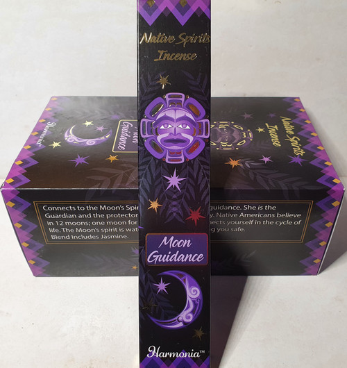 GOLOKA 15gms - Moon Guidance Spirit Incense