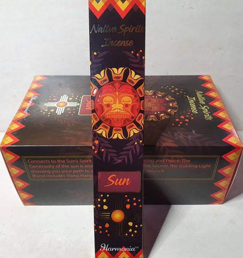 GOLOKA 15gms - Sun Spirit Incense