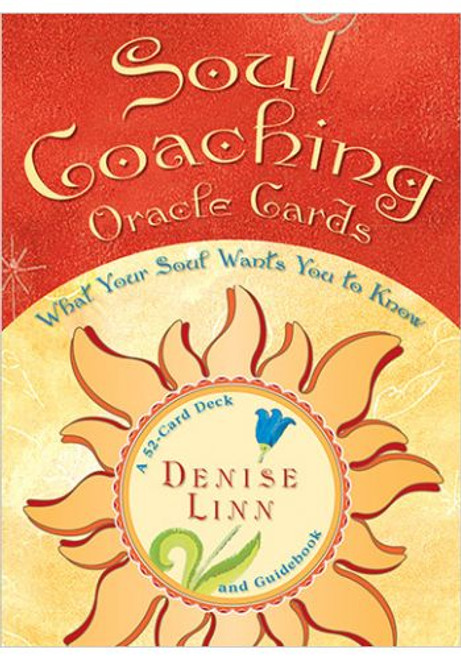 Soul Coaching Oracle Cards; What Your Soul Wants You to Know by Denise Linn
